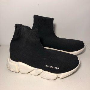 Worn authentic BALENCIAGA sneakers! Size 6